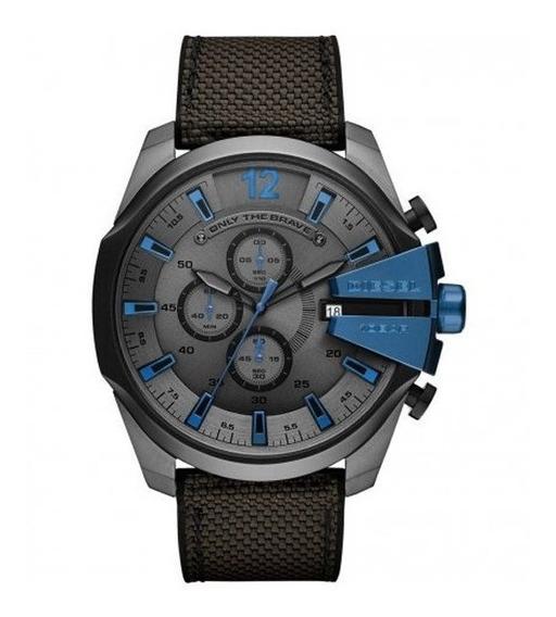 Relógio Diesel Masculino Dz4500/8cn Grafite