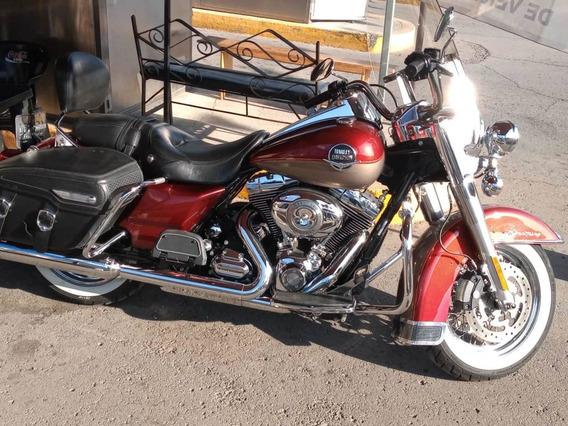 Moto Harley Davidson Road King Nacional 2009
