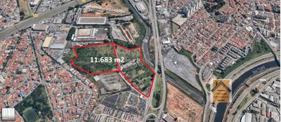 Terreno A Venda No Bairro Parque Novo Mundo Em São Paulo - - Vpar37-1