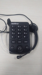Telefone Intelbras Headset Hsb 50+bina