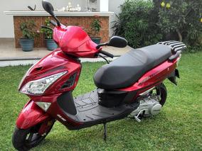 Moto Italika Gs 150 Rojo Elite Nueva