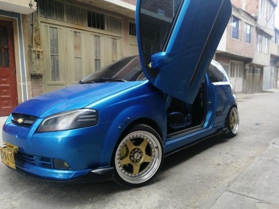 Chevrolet Aveo Lumited