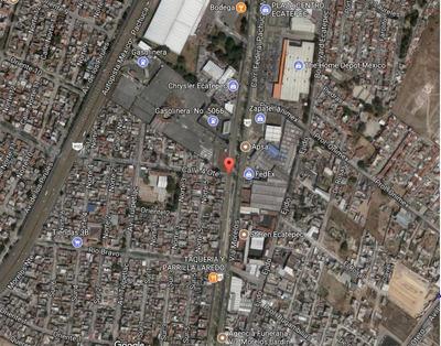 Terreno En Venta En Via Morelos