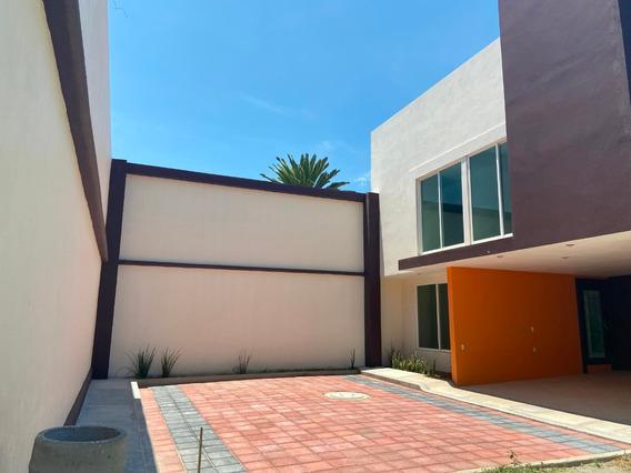 Se Vende Casa Nueva En Condominio Horizontal,texcoco Centro