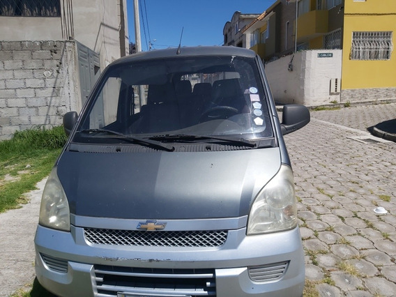 Chevrolet N300 8 Pasajeros Sin A/c