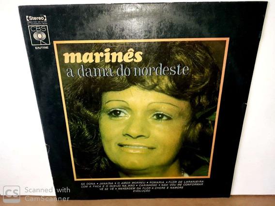 Lp Marinês- A Dama Do Nordeste-1974 ( Lp Raríssimo Vg+)* A2