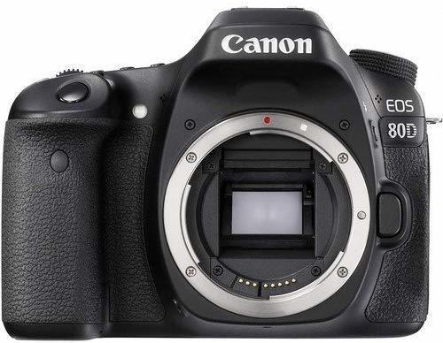 Canon 80d - Corpo (usada Poucas Vezes)