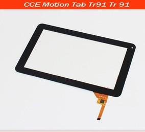 Vidro Tela Touch Cce Motion Tab Tr91 9 Polegadas