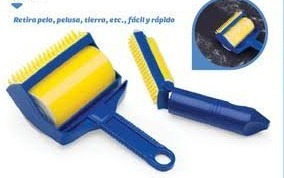 Set De Rodillos Limpia Todo Betterware