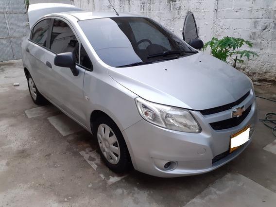 Chevrolet Sail, 2014 Ls. 4 Puertas