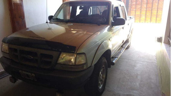 Ford Ranger 2.8 Xl I Dc 4x2 Plus 2003
