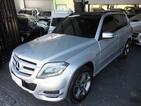 Mercedes-benz Glk 220 Cdi Sport Diesel 2015 Prata Revisada