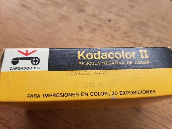 Filme Kodak Kodacolor 2 Cartucho Lacrado Vencido