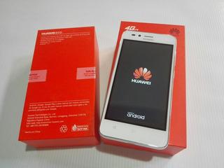 Huawei Y3 Eco 4g Lte Blanco (sin Cargador)