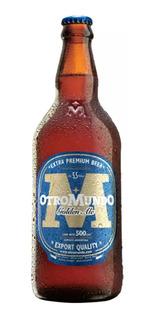 Cerveza Artesanal Otro Mundo Golden Ale 500cc Ml 01almacen