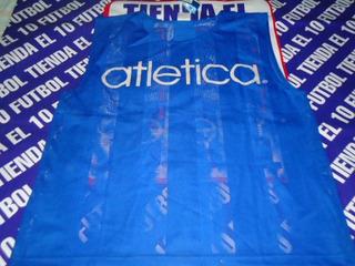Chaleco De Practica Atletica Azul Futbol Soccer