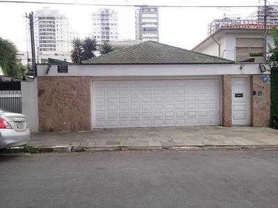 Casa Residencial À Venda, Alto Da Boa Vista, São Paulo. - Ca0078