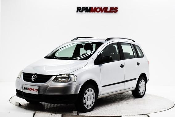 Volkswagen Suran Comfortline 2007 Rpm Moviles