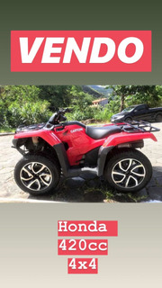 Honda Fourtrax 4x4