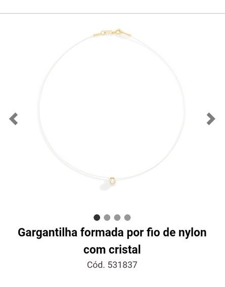 Conjunto Ponto De Luz Rommanel Colar E Par De Brincos 531837