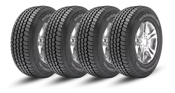 Kit X4 - Goodyear 265/75 R16 Armortrac -