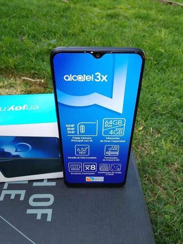 Alcatel 3x 2019 Jewerly Black