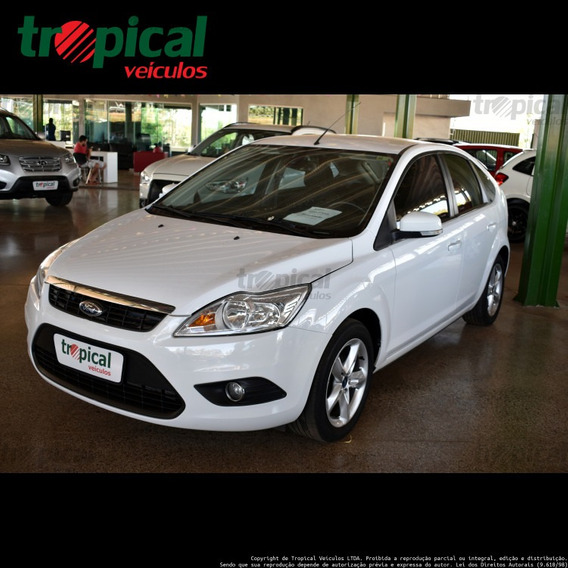 Ford Focus Titanium Hatch 2.0 16v