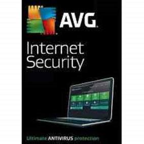 Avg Internet Security 2 Anos Ilimitados Pc .. Leia!