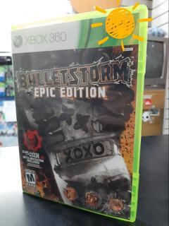 Bulletstorm - Epic Edition Xbox 360 Fisico