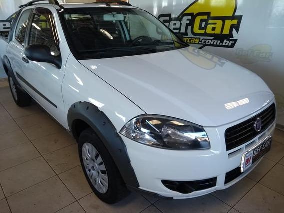 Fiat Strada Working Cd 1.4 (flex) 2012