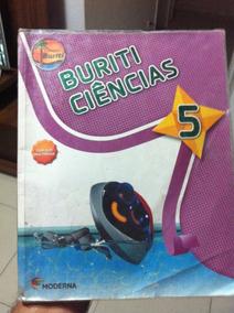 Buriti Ciências 5 Com Dvd Multimídia - Editora Moderna