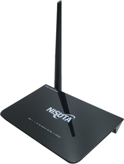 Modem Router Adsl N Wireless 150mbps 4 Puertos