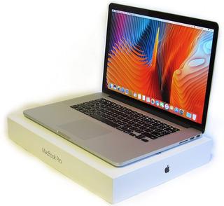 Computadora Apple Macbook Pro I7 16gb Ram Disco Ssd 250gb