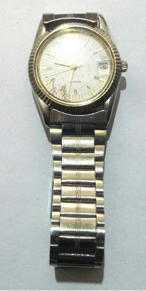 Relógio Technos Riviera Feminino Quartz Visual Rolex Usado 2