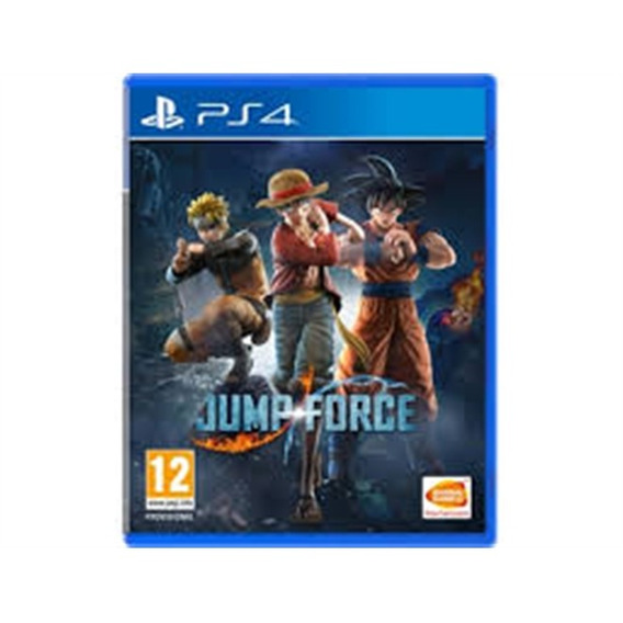 Jump Force Ps4 Mídia Física