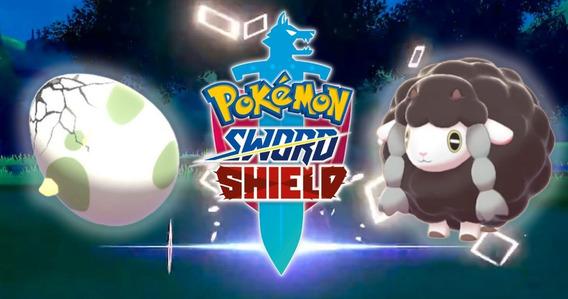 Huevos Shiny Pokemon Sword Y Shield Perfectos 6ivs