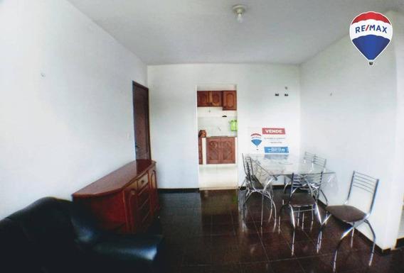 Apartamento Com 2 Dormitórios, 55 M² - Parque Verde - Belém/pa - Ap0515