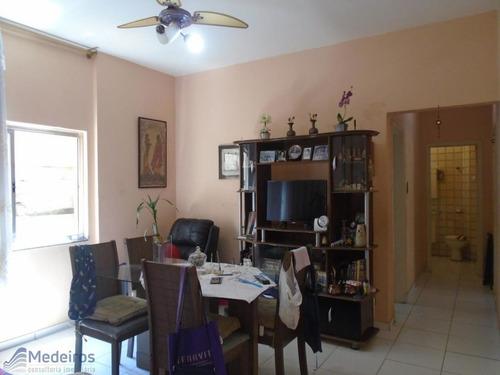 Imagem 1 de 15 de Apartamento 01 Dormitório A 100 Metros Do Metrô Anhangabaú/terminal De Ônibus Bandeira- Bela Vista. - Md506