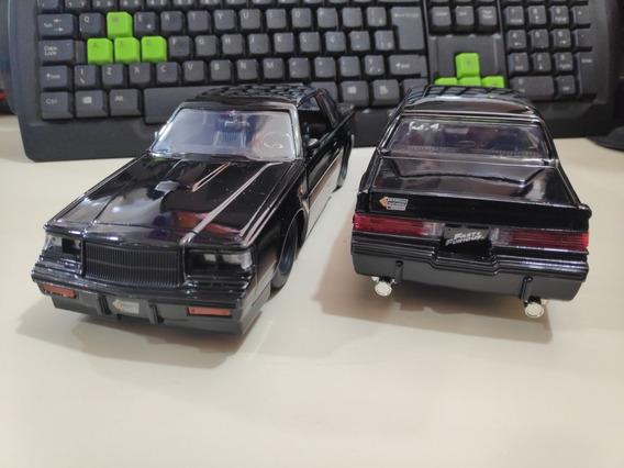 1/24 Dom,s Buick Grand National - Velozes E Furiosos