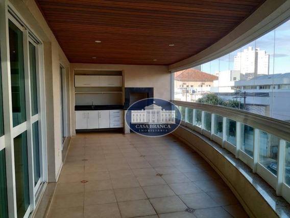 Apartamento Altissimo Padrão No Centro! - Ap0829