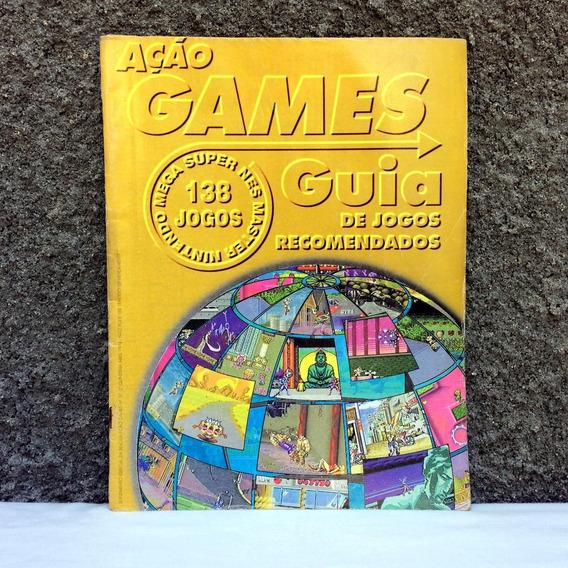 Revista Ação Games Especial - Guia De Jogos Recomendados
