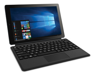 Tablet 10 Rca 2 En 1 Windows 32gb 2gb C/ Teclado Desmontable