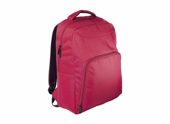 Linda Mochila College P/ Notebook Vermelha Bo320 Multilaser