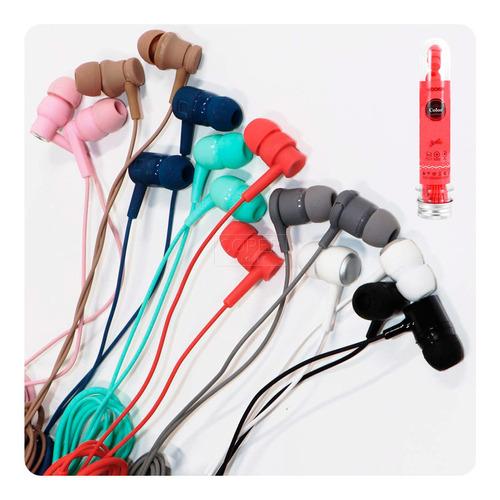 Imagen 1 de 10 de Auriculares Yookie Yk04 Microfono Sonido Estereo Ios Android