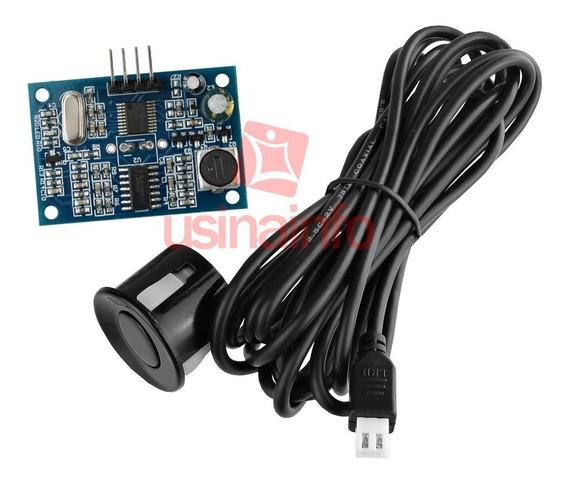 Sensor Ultrassônico Jsn-sr04t A Prova D