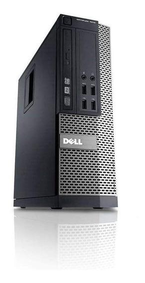 Pc Dell Optiplex 7010 I5 3470 8gb Ram Hd 500gb Windows 10