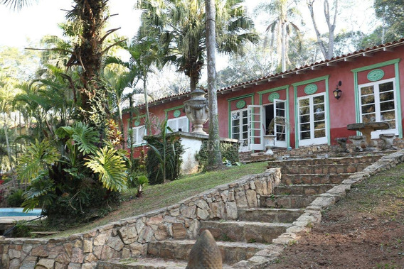 Sítio Com 4 Dormitórios À Venda, 22266 M² Por R$ 3.200.000 - Engenho - Itapecerica Da Serra/sp - Si0450