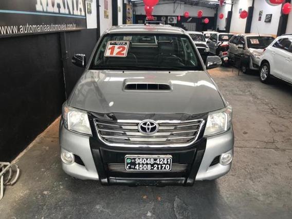 Toyota Hilux 3.0 Tdi 4x4 Srv Top Aut.