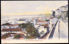 Bahia - Lote De 03 Postais - J. Mello - 28031937