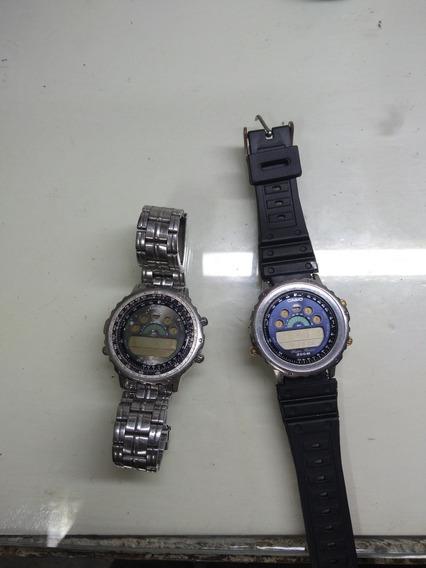 Relógios Casio Dw 7000 Para Manutenção.